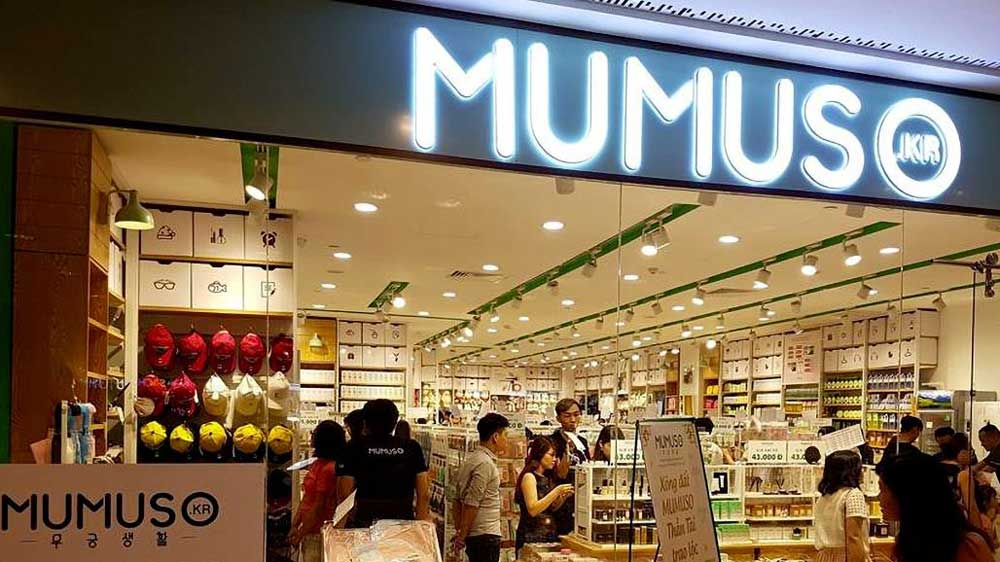 Mumuso forays into India